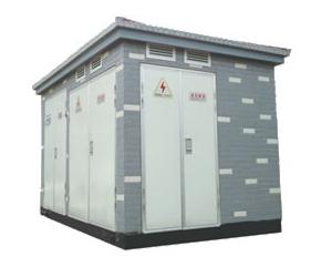 ZBW户外箱式变电站