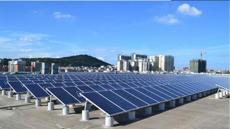 山西阳泉100兆瓦光伏电站