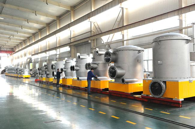长期电气提供商-山东晨钟造纸机械股份有限公司