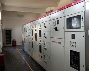 GDF低压固定分隔开关柜